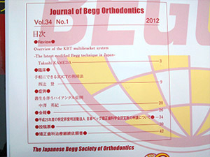 Journal of Begg Orthodontics CLINICALREPORT